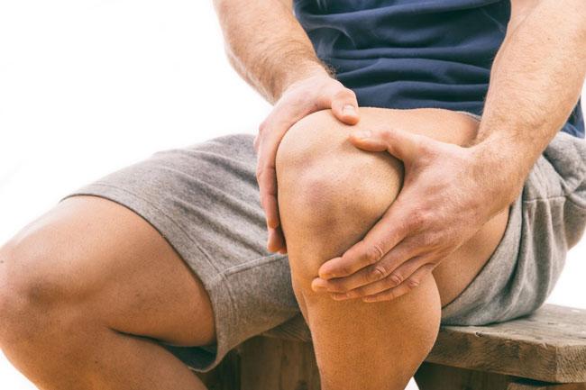 درد زانو و درمان