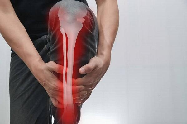 درمان زانو درد شدید