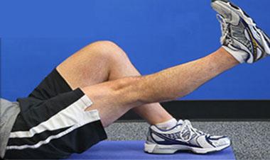 ورزش های تقویت زانو